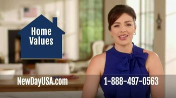 NewDay USA 100 VA Cash Out Loan TV Spot, 'Mortgage Rates Are Still Near Record Lows' - 95 commercial airings