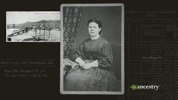 Ancestry TV Spot, 'The Strong Women in Your Family' - Thumbnail 1