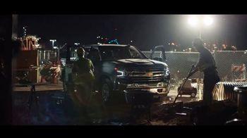 2021 Chevrolet Silverado TV Spot, 'Just Better: Home Sweet Home' [T2] - Thumbnail 3