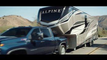 2021 Chevrolet Silverado TV Spot, 'Just Better: Home Sweet Home' [T2] - Thumbnail 4