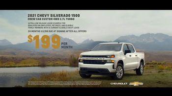 2021 Chevrolet Silverado TV Spot, 'Just Better: Home Sweet Home' [T2] - Thumbnail 7