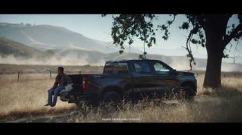 2021 Chevrolet Silverado TV Spot, 'Just Better: Home Sweet Home' [T2]