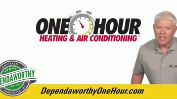 One Hour Heating & Air Conditioning TV Spot, 'What's a Dependaworthy?' - Thumbnail 6