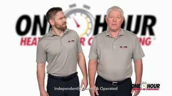 One Hour Heating & Air Conditioning TV Spot, 'What's a Dependaworthy?' - Thumbnail 1