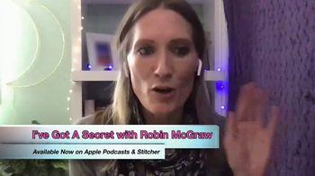 I've Got A Secret! With Robin McGraw TV Spot, 'We're Talking Tarot: Angie Banicki' - Thumbnail 4