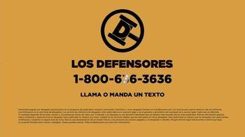 Los Defensores TV Spot, 'Claridad' con Jorge Jarrín, Jaime Jarrín [Spanish] - Thumbnail 9