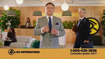 Los Defensores TV Spot, 'Claridad' con Jorge Jarrín, Jaime Jarrín [Spanish] - Thumbnail 3