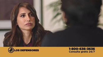 Los Defensores TV Spot, 'Claridad' con Jorge Jarrín, Jaime Jarrín [Spanish] - Thumbnail 4