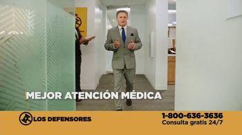 Los Defensores TV Spot, 'Claridad' con Jorge Jarrín, Jaime Jarrín [Spanish] - Thumbnail 5