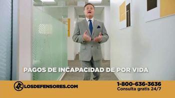 Los Defensores TV Spot, 'Claridad' con Jorge Jarrín, Jaime Jarrín [Spanish] - Thumbnail 6