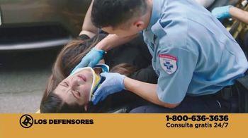 Los Defensores TV Spot, 'Primer auxilio' con Jorge Jarrín, Jaime Jarrín  [Spanish]