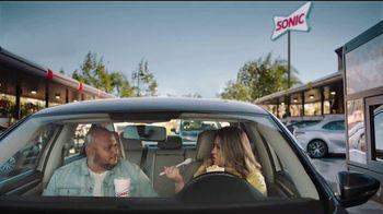Sonic Drive-In Cheesecake Blasts TV Spot, 'Un postre elegante' [Spanish]