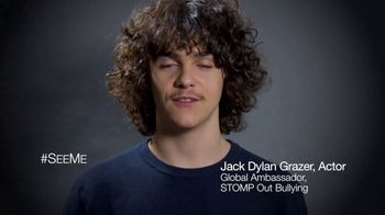 Stomp Out Bullying TV Spot, 'See Me 2' Featuring Jack Dylan Grazer - Thumbnail 10