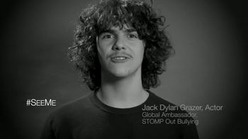 Stomp Out Bullying TV Spot, 'See Me 2' Featuring Jack Dylan Grazer - Thumbnail 9