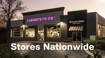 Cabinets To Go TV Spot, 'Savings in Stock' - Thumbnail 4