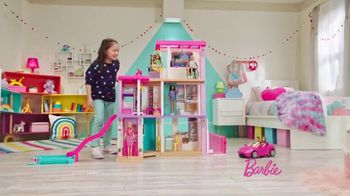 Barbie Dreamhouse TV Spot, 'Sleepover'