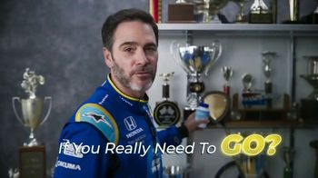 Carvana TV Spot, 'Go Even Faster' Featuring Jimmie Johnson