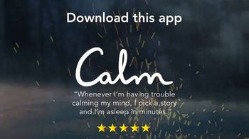 Calm TV Spot, 'Trouble Sleeping'