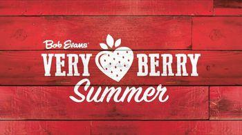 Bob Evans Restaurants TV Spot, 'Very Berry Summer'