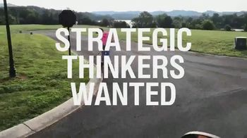 World of Tanks TV Spot, 'Strategic Thinkers Wanted'