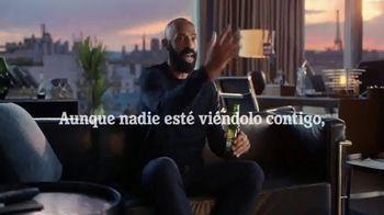 Heineken TV Spot, 'UEFA Champions League: nunca mirar solo: texto' [Spanish]