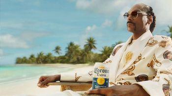 Corona Extra TV Spot, 'Time Is Money' Featuring Snoop Dogg - Thumbnail 1