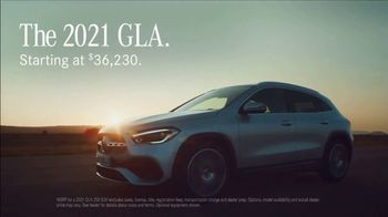 2021 Mercedes-Benz GLA TV Spot, 'Big' [T1]