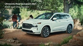 2021 Hyundai Santa Fe TV Spot, 'Family Adventure: Competitors' [T2] - Thumbnail 1