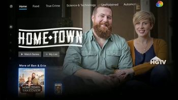 Discovery+ TV Spot, 'Home Town'