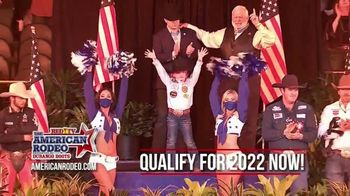 The American Rodeo TV Spot, '2022 Qualifiers'
