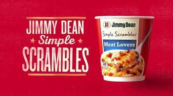 Jimmy Dean Simple Scrambles Breakfast Cup TV Spot, 'Make the Morning Feel Like the Weekend' Song by Jimmy Dean