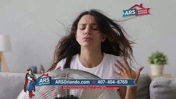 ARS Rescue Rooter TV Spot, 'Record Temperatures: Air Scrubber Mobile' - Thumbnail 2