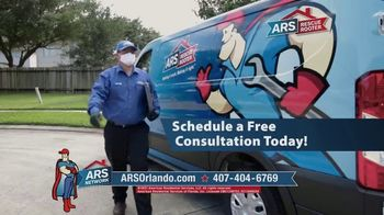 ARS Rescue Rooter TV Spot, 'Record Temperatures: Air Scrubber Mobile' - Thumbnail 3
