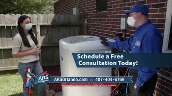 ARS Rescue Rooter TV Spot, 'Record Temperatures: Air Scrubber Mobile' - Thumbnail 4