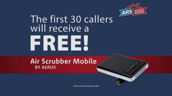 ARS Rescue Rooter TV Spot, 'Record Temperatures: Air Scrubber Mobile' - Thumbnail 6