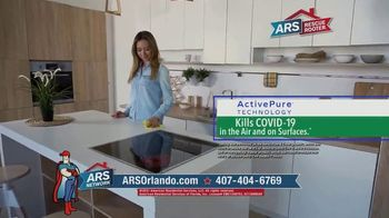 ARS Rescue Rooter TV Spot, 'Record Temperatures: Air Scrubber Mobile' - Thumbnail 7