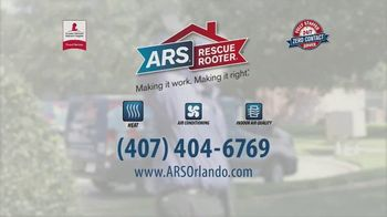 ARS Rescue Rooter TV Spot, 'Record Temperatures: Air Scrubber Mobile' - Thumbnail 9