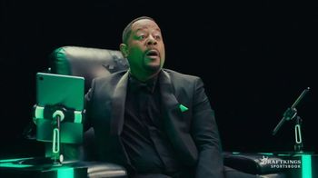 DraftKings TV Spot, 'The Feels: Smooth' Featuring Martin Lawrence