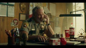 Dr Pepper TV Spot, 'Fansville: Return to Glory' Featuring Brian Bosworth, Joe Theismann