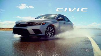 Honda Summer Sales Event TV Spot, 'New Honda Cars' [T2] - Thumbnail 3