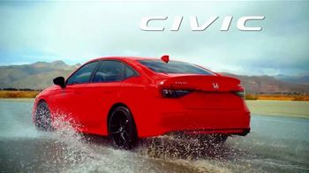 Honda Summer Sales Event TV Spot, 'New Honda Cars' [T2] - Thumbnail 5