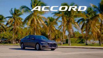 Honda Summer Sales Event TV Spot, 'New Honda Cars' [T2] - Thumbnail 6