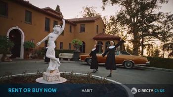 DIRECTV Cinema TV Spot, 'Habit' - 7 commercial airings