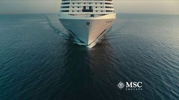 MSC Cruises TV Spot, 'Miami or Port Canaveral: $159' Song by Calvin Harris - Thumbnail 1
