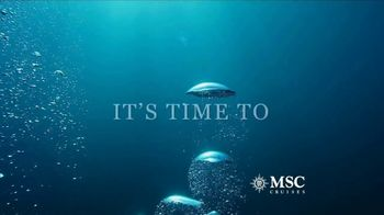 MSC Cruises TV Spot, 'Miami or Port Canaveral: $159' Song by Calvin Harris - Thumbnail 2
