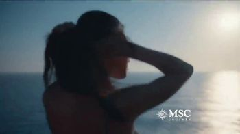 MSC Cruises TV Spot, 'Miami or Port Canaveral: $159' Song by Calvin Harris - Thumbnail 3