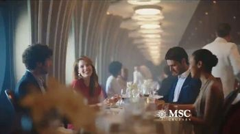 MSC Cruises TV Spot, 'Miami or Port Canaveral: $159' Song by Calvin Harris - Thumbnail 5