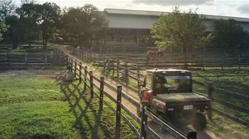 Kioti Tractors TV Spot, 'Empowerment Through Horses' - Thumbnail 1