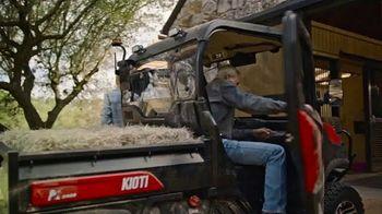 Kioti Tractors TV Spot, 'Empowerment Through Horses' - Thumbnail 5