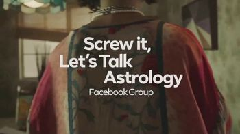 Facebook Groups TV Spot, 'Screw It, Let's Talk Astrology' Song by 88Rising